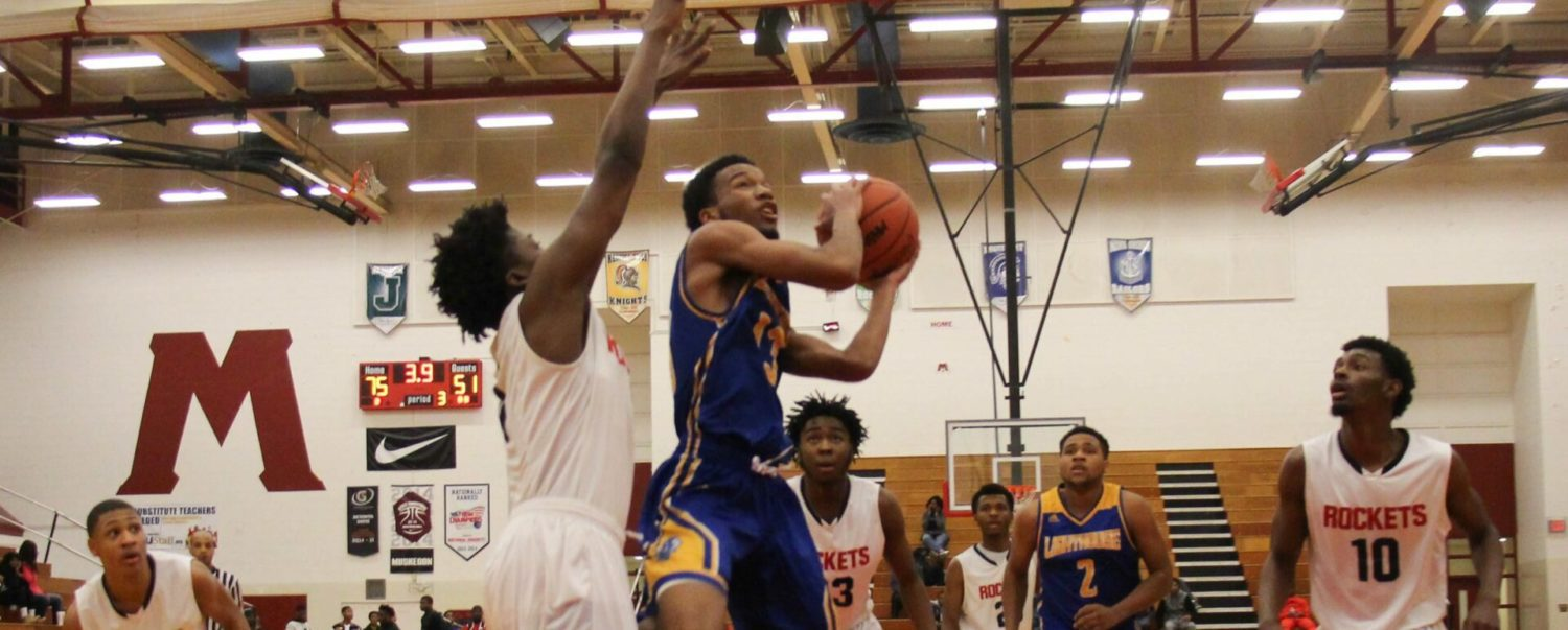 SPORT CLIPS PHOTO GALLERY from Muskegon Basketball Showcase opening two games