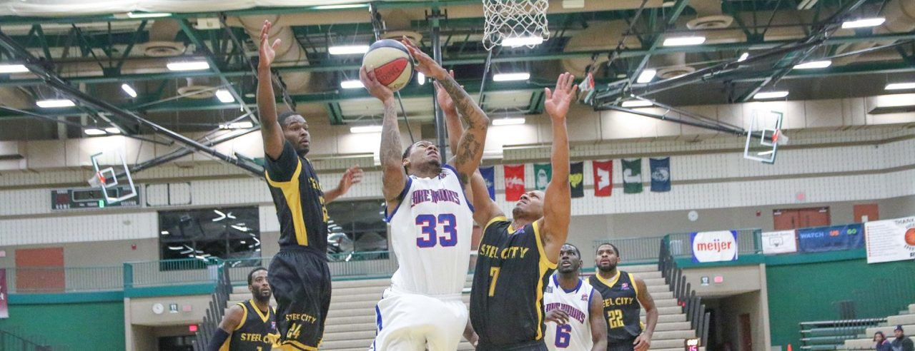 Rusty Lake Hawks lose to Steel City when a last second 4-pointer falls short