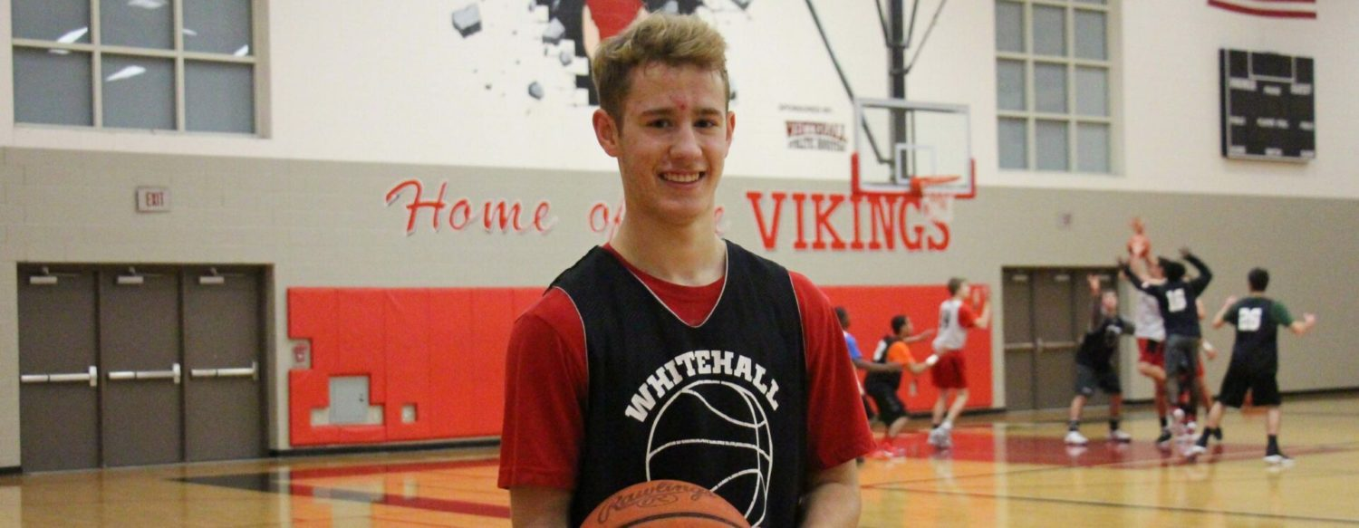 Great guard Lucas Schumm helping Whitehall overcome graduation losses