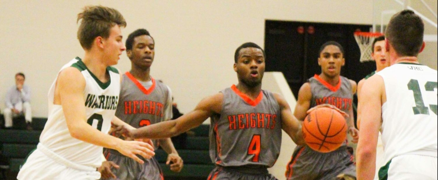 Heights Tigers find their pace against WMC, win 56-30 in Lakes 8 action