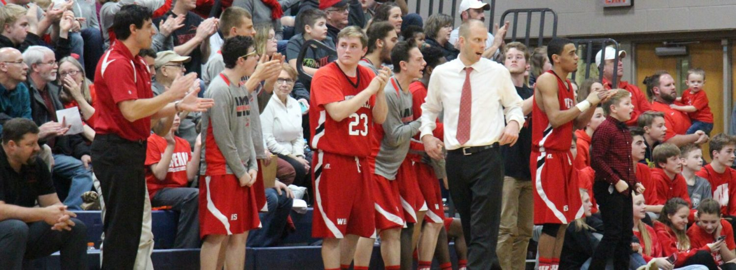 Rake's free throws lead Whitehall to a come-from-behind win over Montague