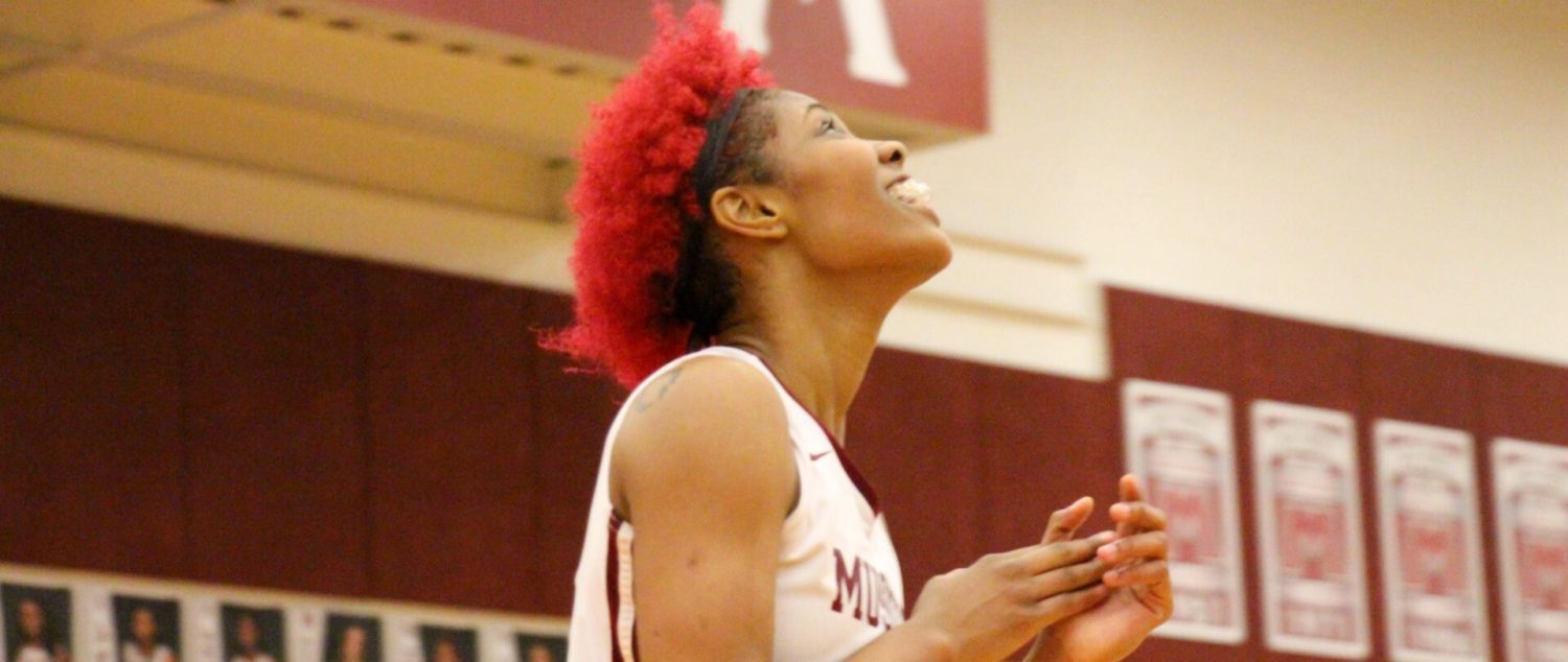 Muskegon girls stun Reeths-Puffer, force a three-way tie in the O-K Black race