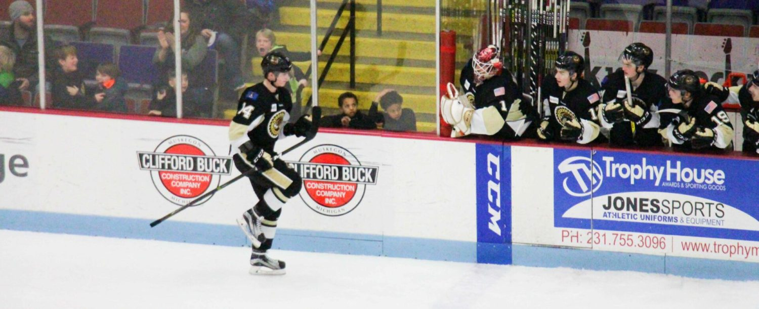 Sizzling Lumberjacks win another shootout, claim 8th victory in last 9 games