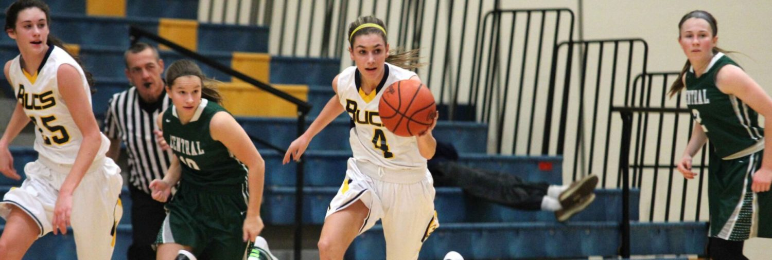 Grand Haven's Alli Keyser already a force on the court, and she's just getting started