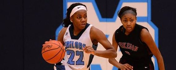 Winston gets hot down the stretch, Mona Shores girls pull away from Muskegon