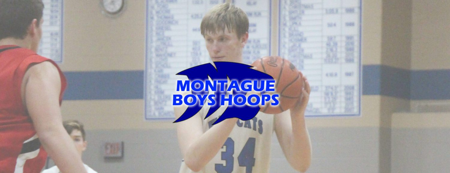 Montague surges in second half, puts away Hart in boys basketball