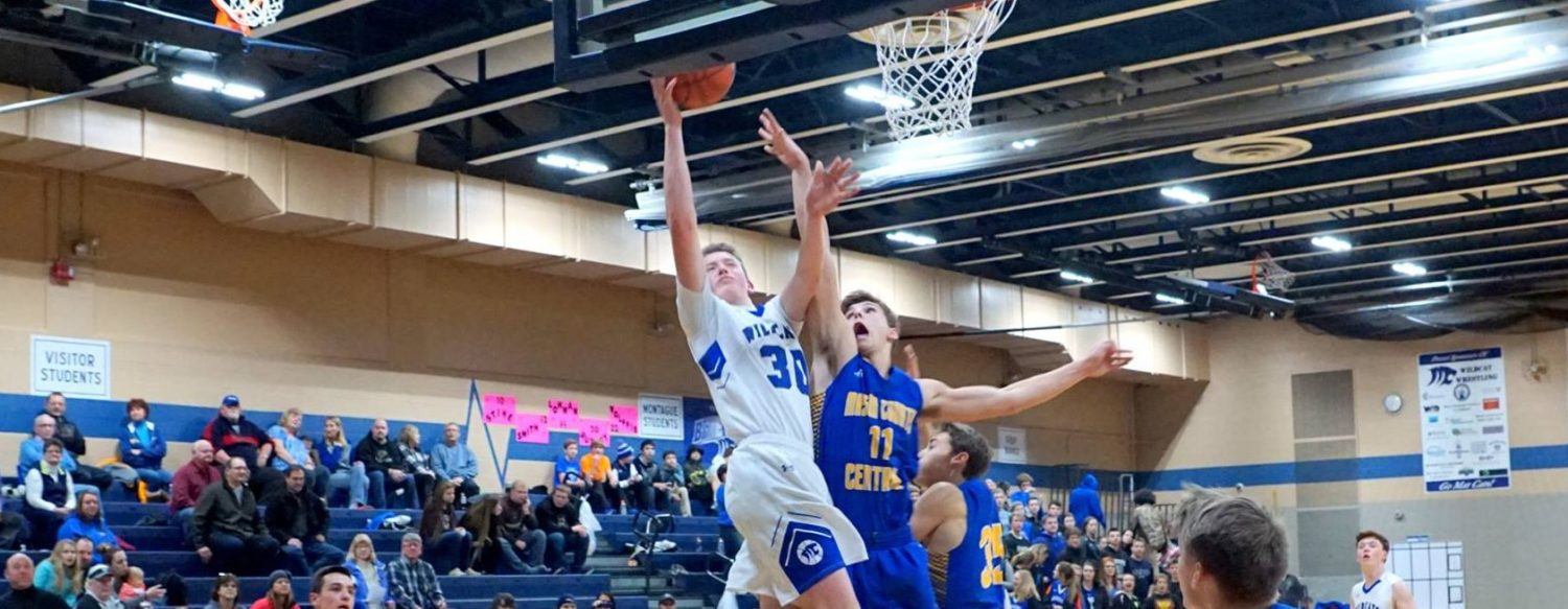 Montague boys improve to 4-0 in league with an easy win over Mason County Central