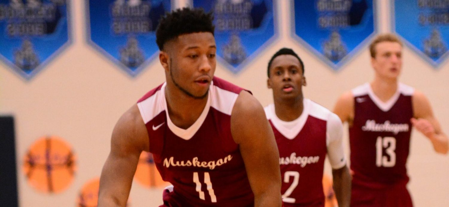 Muskegon Big Reds remain unbeaten with an easy victory over Mona Shores