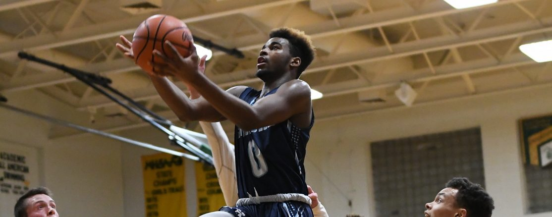Cooper piles up 35 points, 20 rebounds as Mona Shores downs Muskegon Catholic