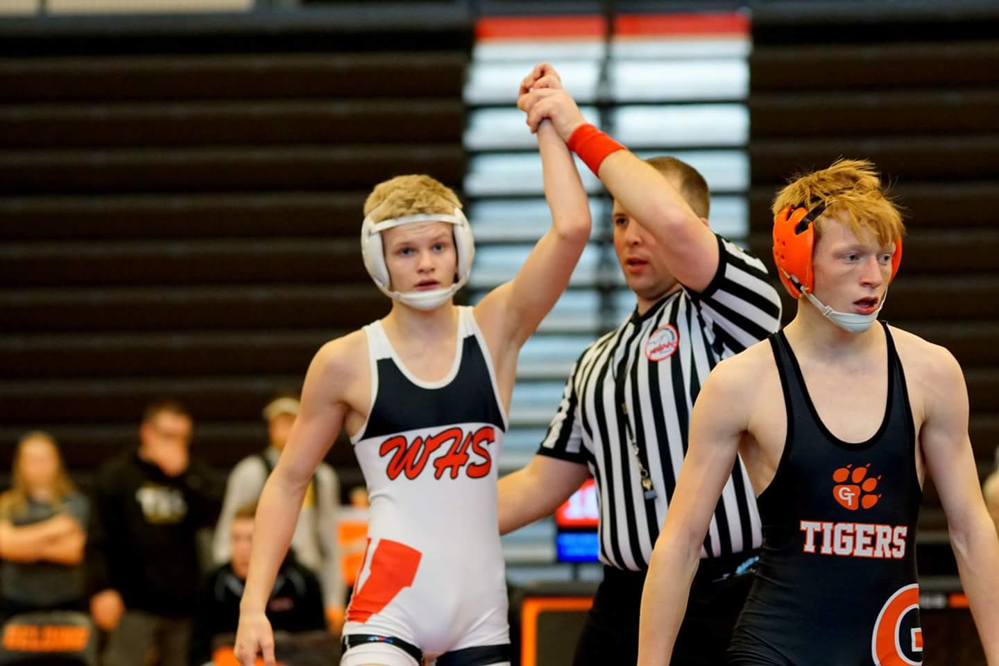 Whitehall wrestling team will make another push for a state title this weekend