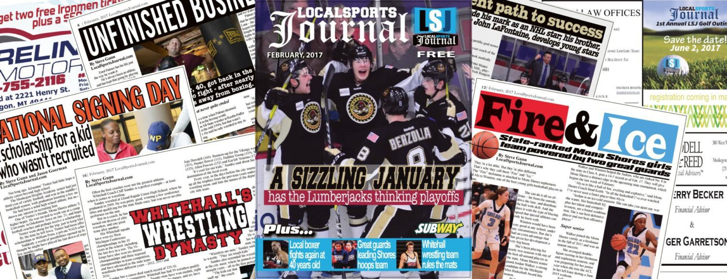 Grab your free February edition of the Local Sports Journal magazine!