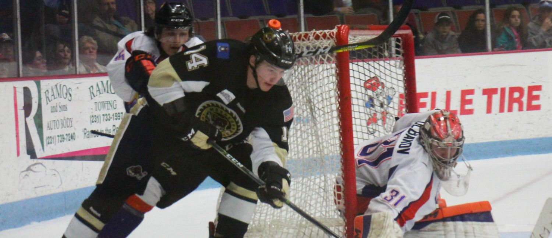 Former Muskegon Lumberjack Andrei Svechnikov inks massive 8-year contract with NHL's Carolina Hurricanes