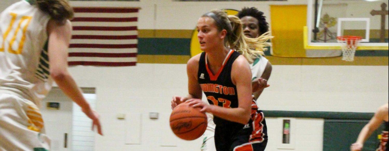 Ludington girls basketball squad completes perfect league record, defeats MCC