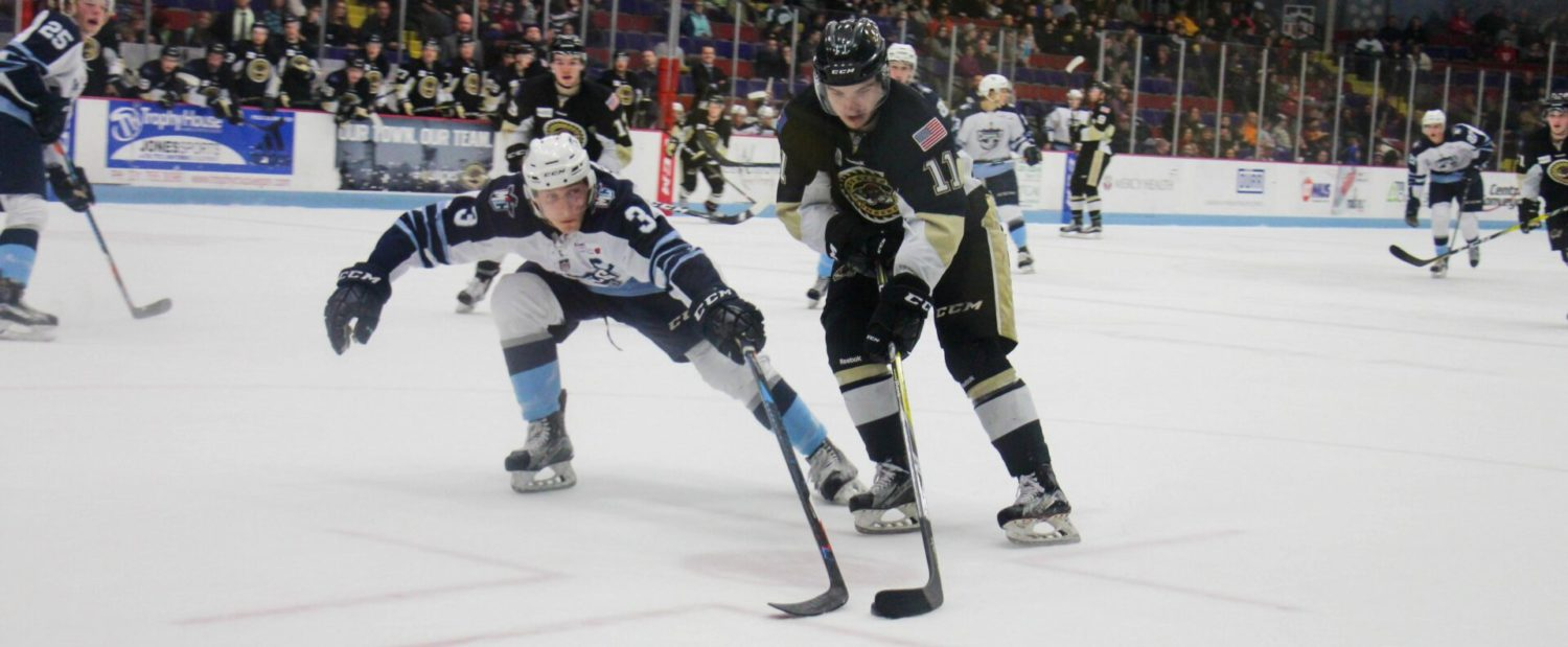 Muskegon Lumberjacks unravel defensively, drop a 6-4 decision to Madison