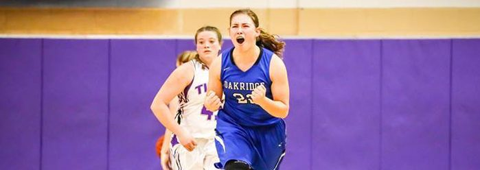 Oakridge girls basketball team takes control of WMC race with 52-32 win over Shelby