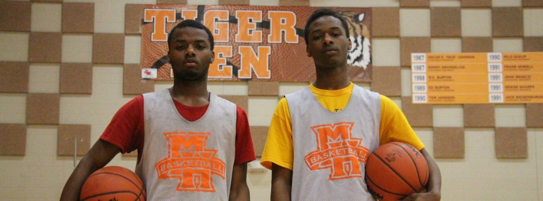 Jones twins helping Muskegon Heights boys team maintain its winning tradition