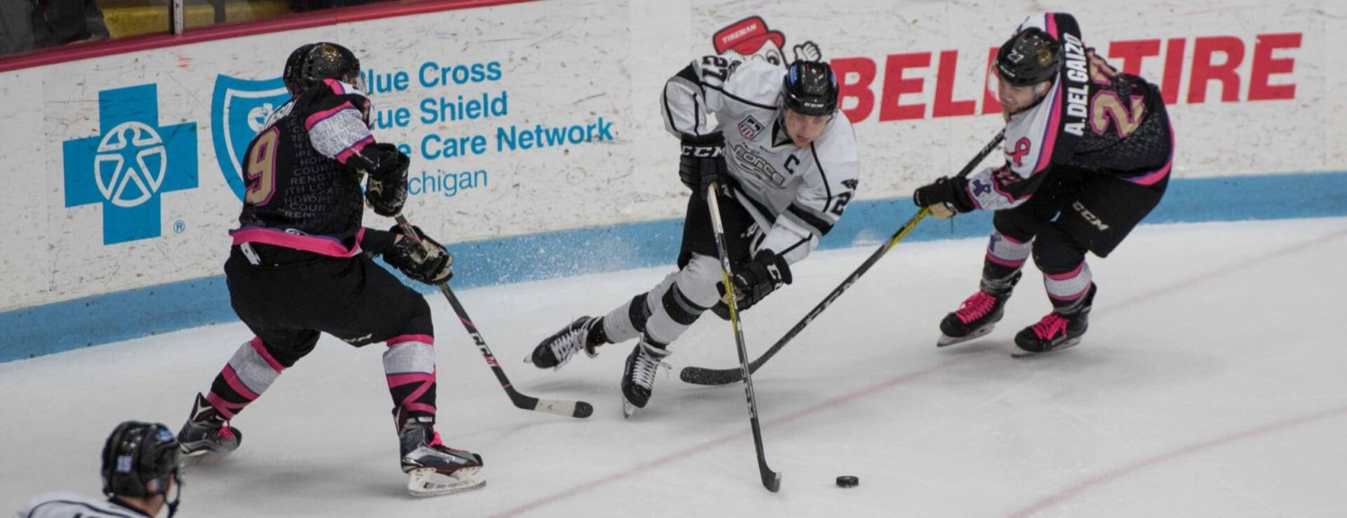 Lumberjacks' push to make the playoffs is stalled with a 5-2 loss to the Fargo Force