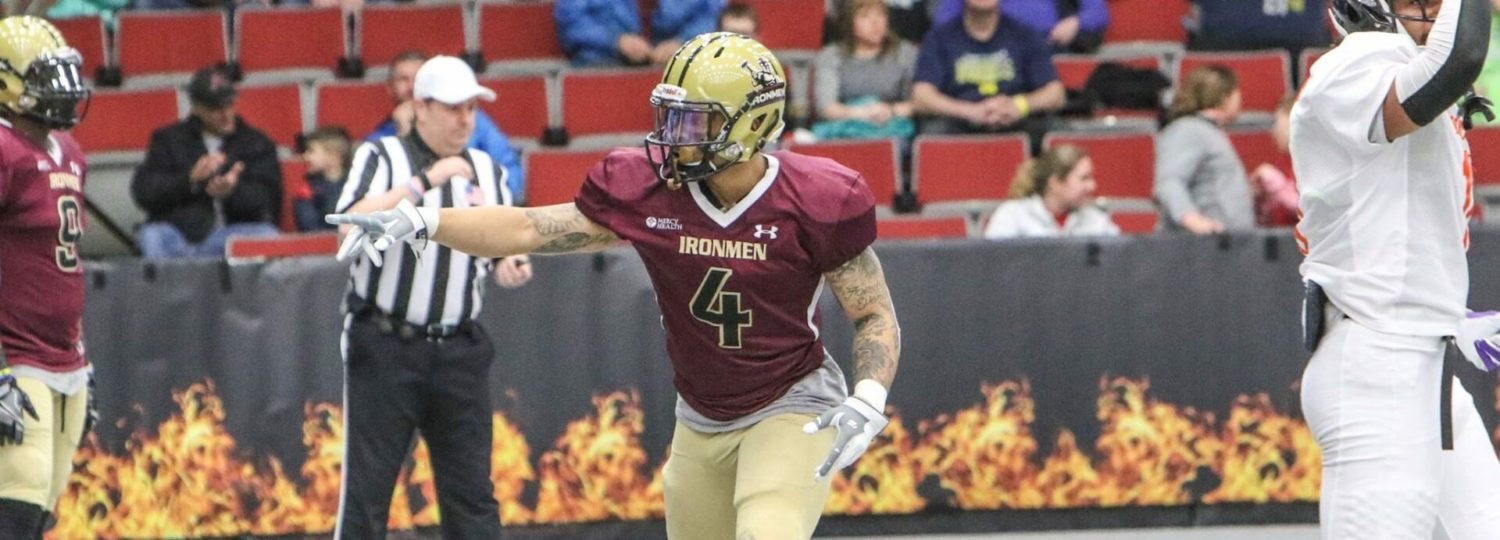 Ironmen make their share of mistakes, but fight to the finish in a loss to Bismarck