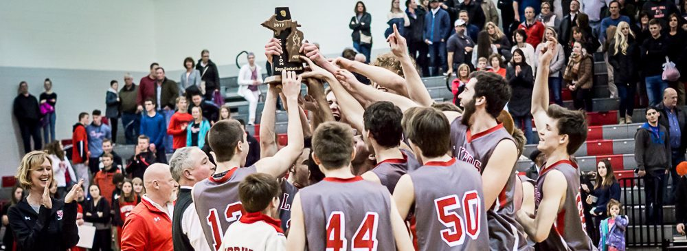 Spring Lake uses second-half defense to down Whitehall in Class B district title game