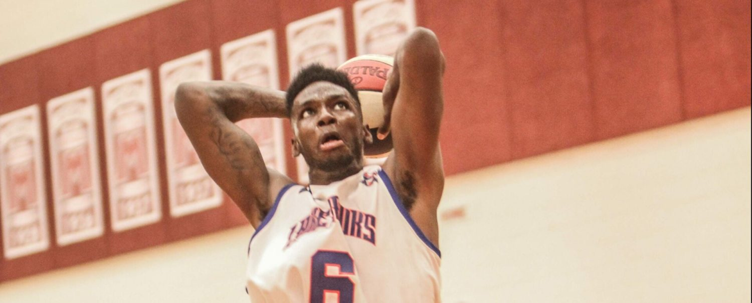 Lake Hawks' Lou Williams loves playing in his hometown, but still dreams of moving up