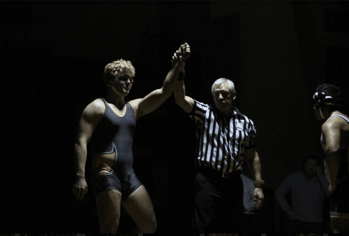Grand Haven's Drake Morley is contending for state honors in a sport he almost quit
