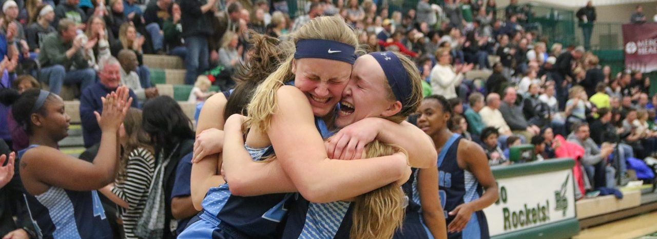 Mona Shores girls win championship match with R-P, claim third straight district title