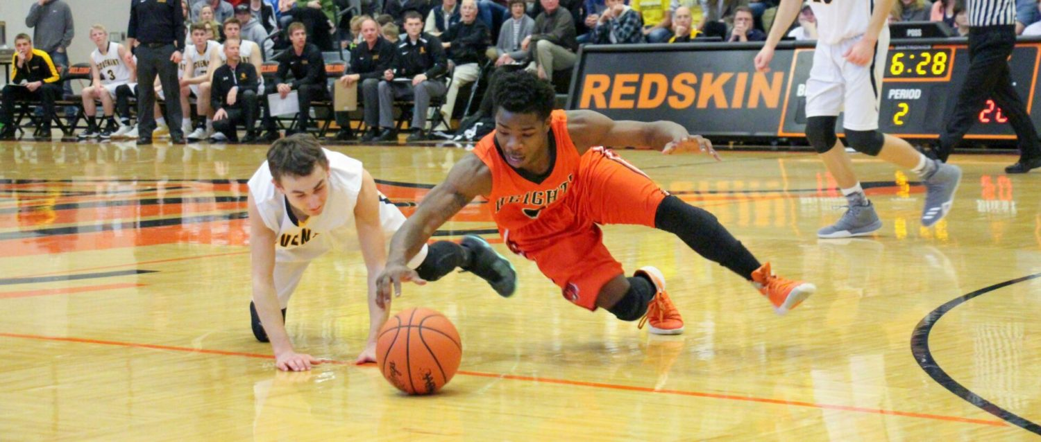 Muskegon Heights stunned in regional finals on a buzzer-beater by Covenant Christian