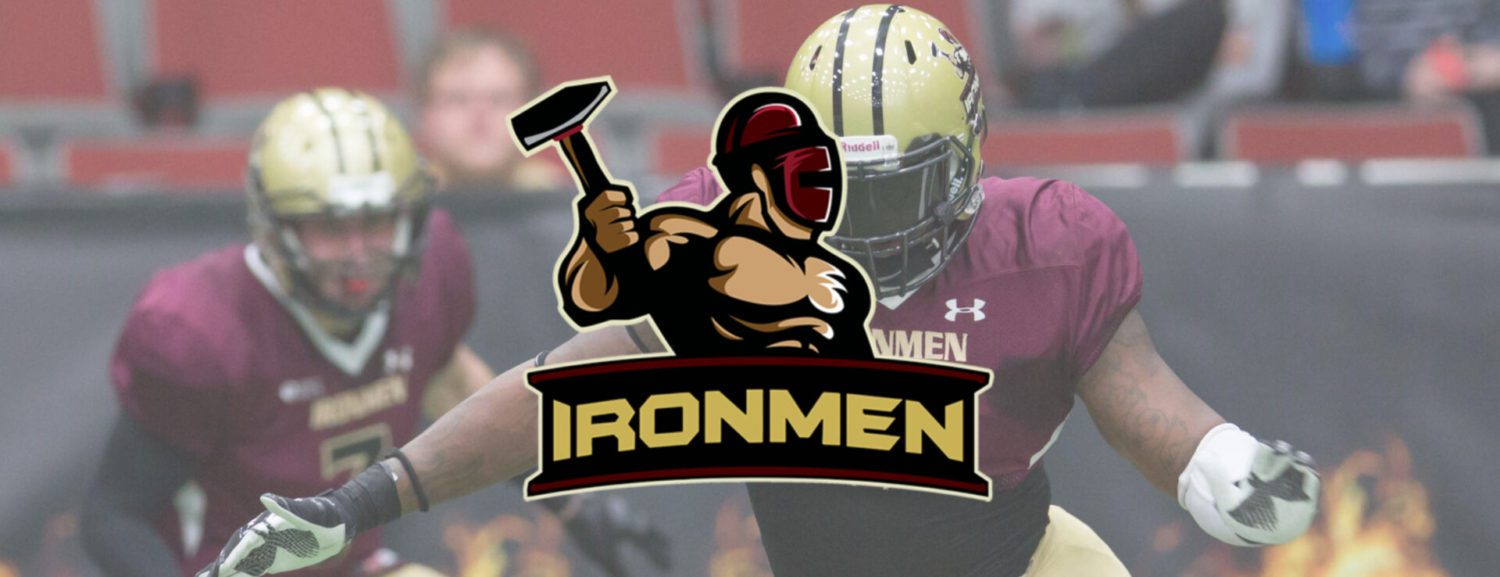 Ironmen's two-game winning streak comes to a halt with a 30-28 loss to Omaha