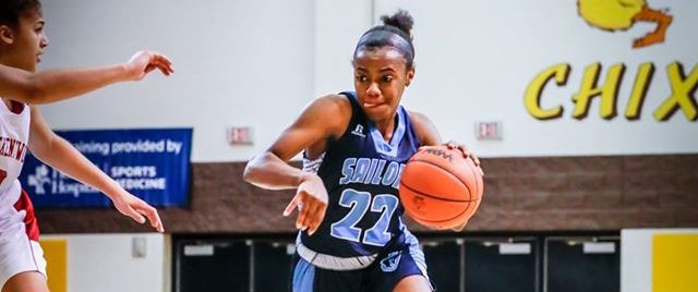 Shorthanded Mona Shores girls basketball team falls in regionals to East Kentwood