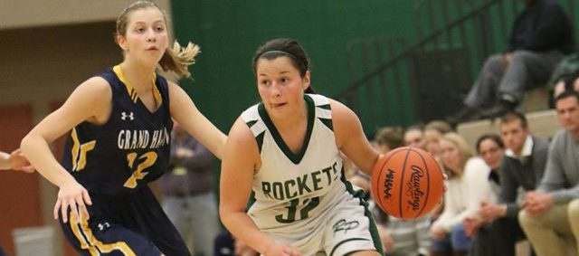 Reeths-Puffer girls eliminate Grand Haven, turn their attention to showdown with Shores