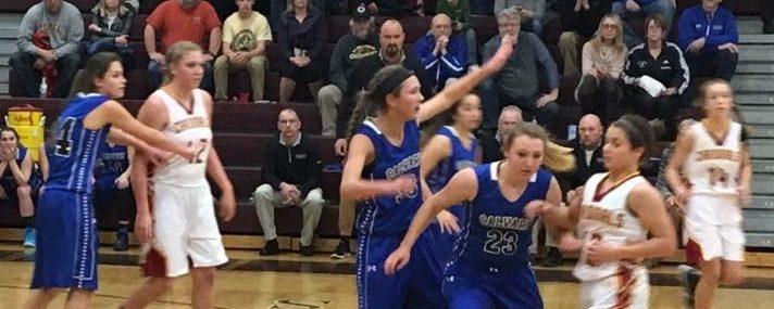 Fruitport Calvary girls beat Mason County Eastern 65-33 in Class D regional semifinal