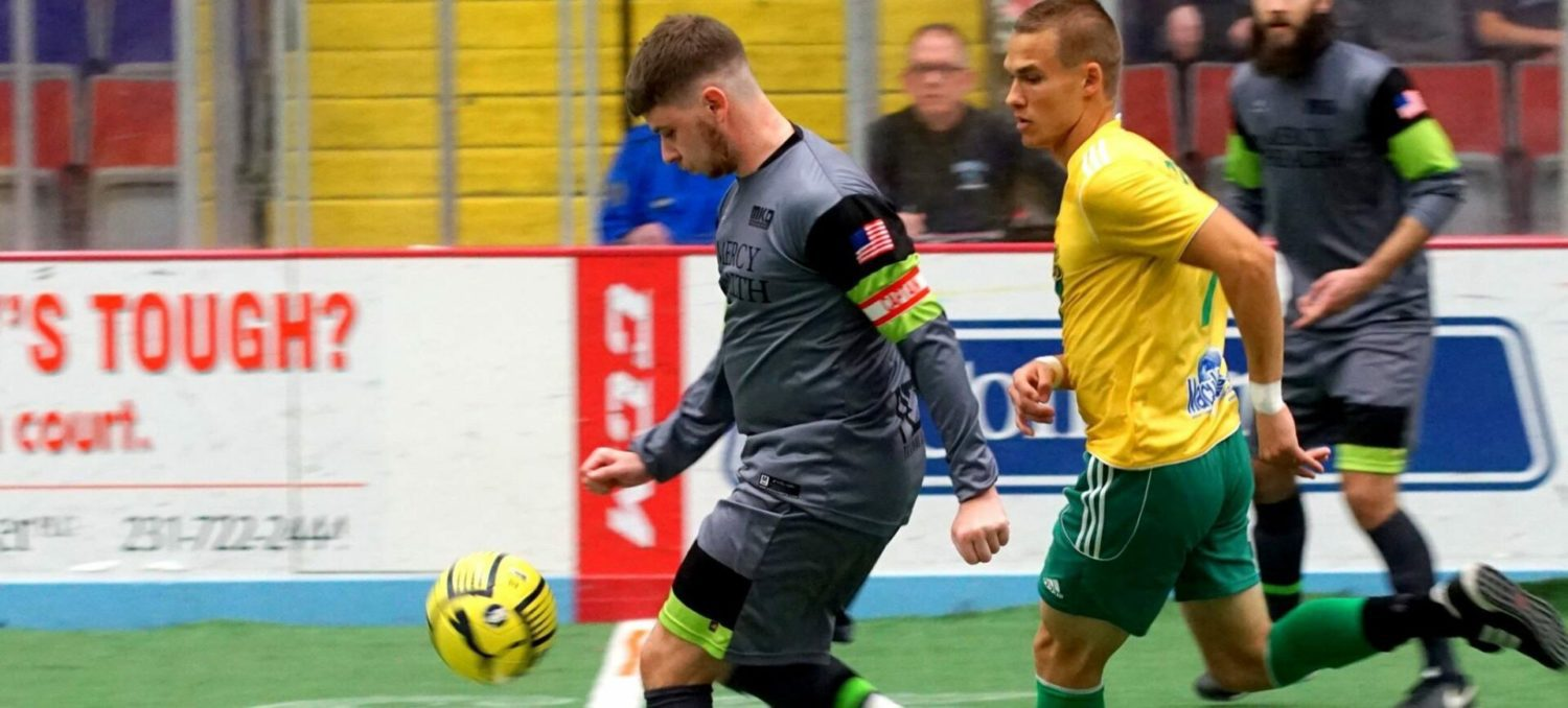 Muskegon Risers get a big 8-3 win over Detroit Waza Flo, keep playoff hopes alive