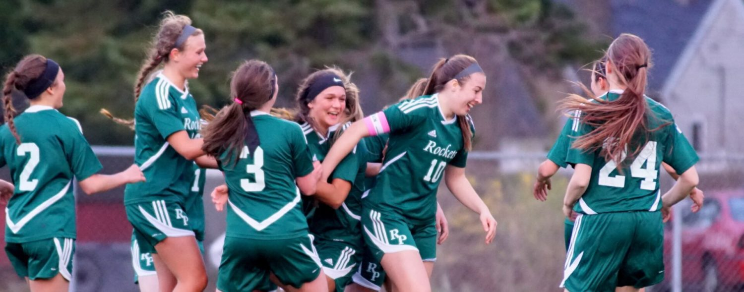 Reeths-Puffer beats Western Michigan Christian 2-0 in soccer, without its top scorer