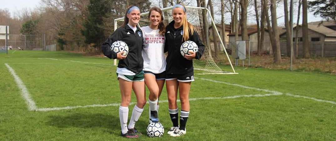 Young Mona Shores girls soccer team is 7-0, with conference showdowns looming