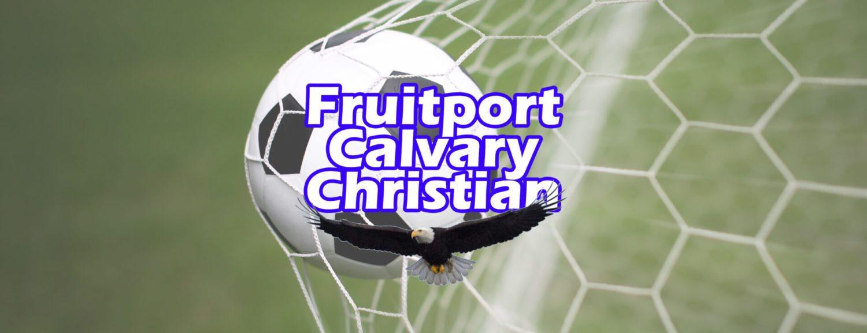 Fruitport Calvary boys soccer team ends regular season with 3-1 win over Tri-Unity Christian