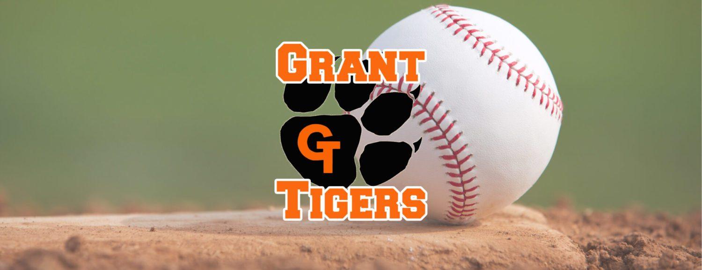 Grant baseball squad splits a twin bill with Sparta on Monday