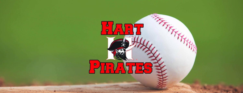 Hart baseball team sweeps Mason County Eastern in non-league action