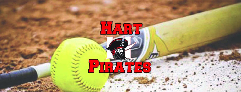 Hart sweeps Crossroads Charter Academy in a softball doubleheader