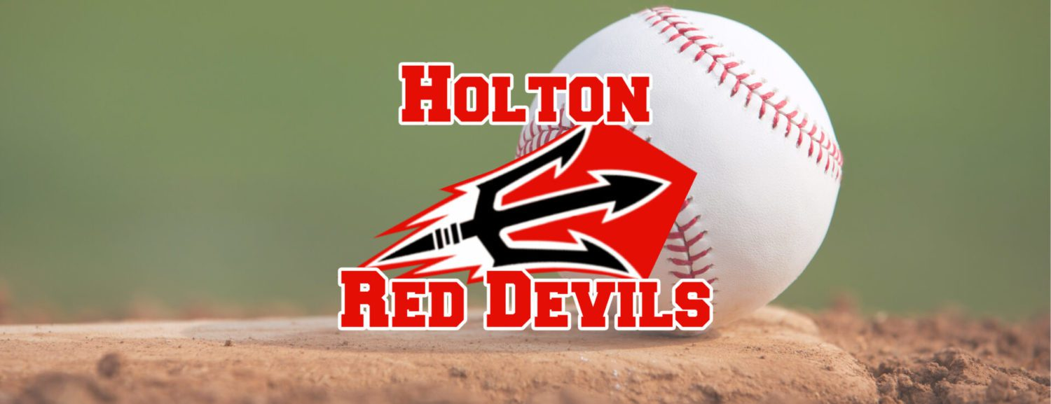 Holton dominates North Muskegon in a non-league baseball game