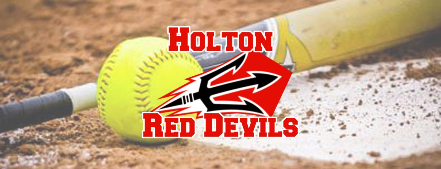Holton softball team opens its season with 25-3 and 15-2 victories over Fremont