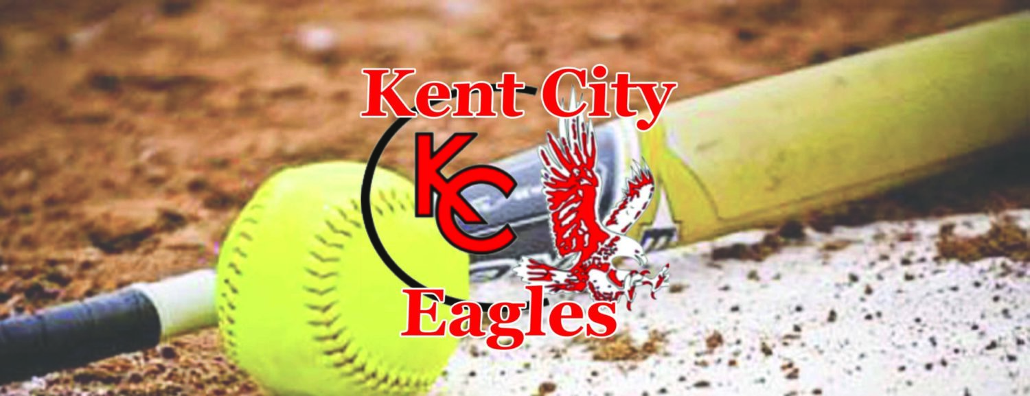 Kent City softball team pounds its way past Morley-Stanwood in CSAA twin bill