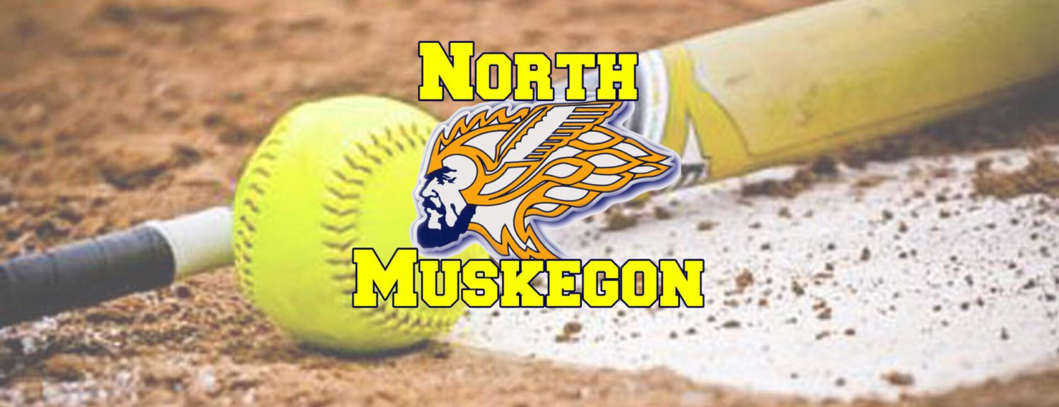 North Muskegon softball sweeps WMCC in non-conference doubleheader
