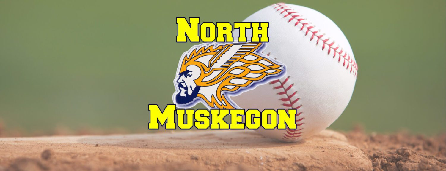North Muskegon sweeps Whitehall in Tuesday baseball doubleheader