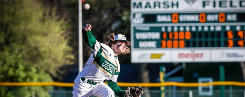Muskegon Catholic turns the tables on Montague, reclaims Tier II city baseball title