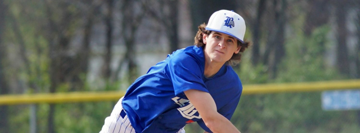Ravenna's Brian Thompson has been pitching brilliant baseball, in memory of a friend