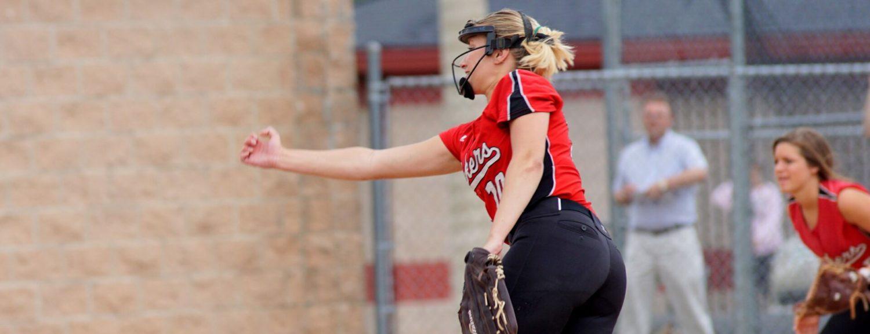 Sophomore pitcher dominates, Spring Lake downs Oakridge in battle of softball powers
