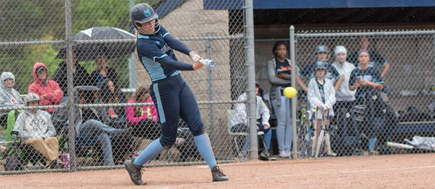 Mona Shores wins two close games against Kenowa Hills in a softball twin bill