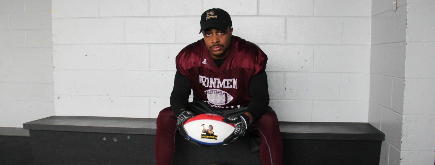 'Electric' Korey Ringer has made the running game a major strength for the Ironmen