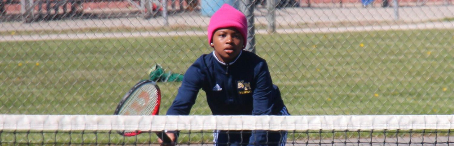 Brittany Bailey, North Muskegon continue their mastery of girls city tennis tournament