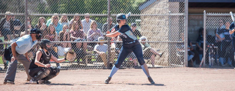 Mona Shores' Taylor Dew smashes state single-season softball home run record